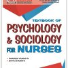 TEXT BOOK OF PSYCHOLOGY & SOCIOLOGY FOR NURSES 2